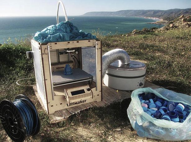 Как использовать 3D-печать, чтобы спасти планету?