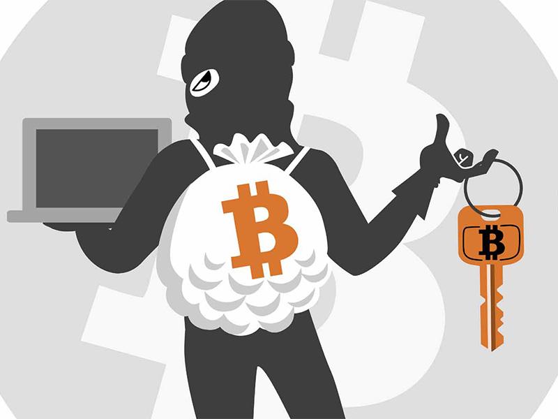 Как мошенники воруют ваши биткоины и как от них защититься