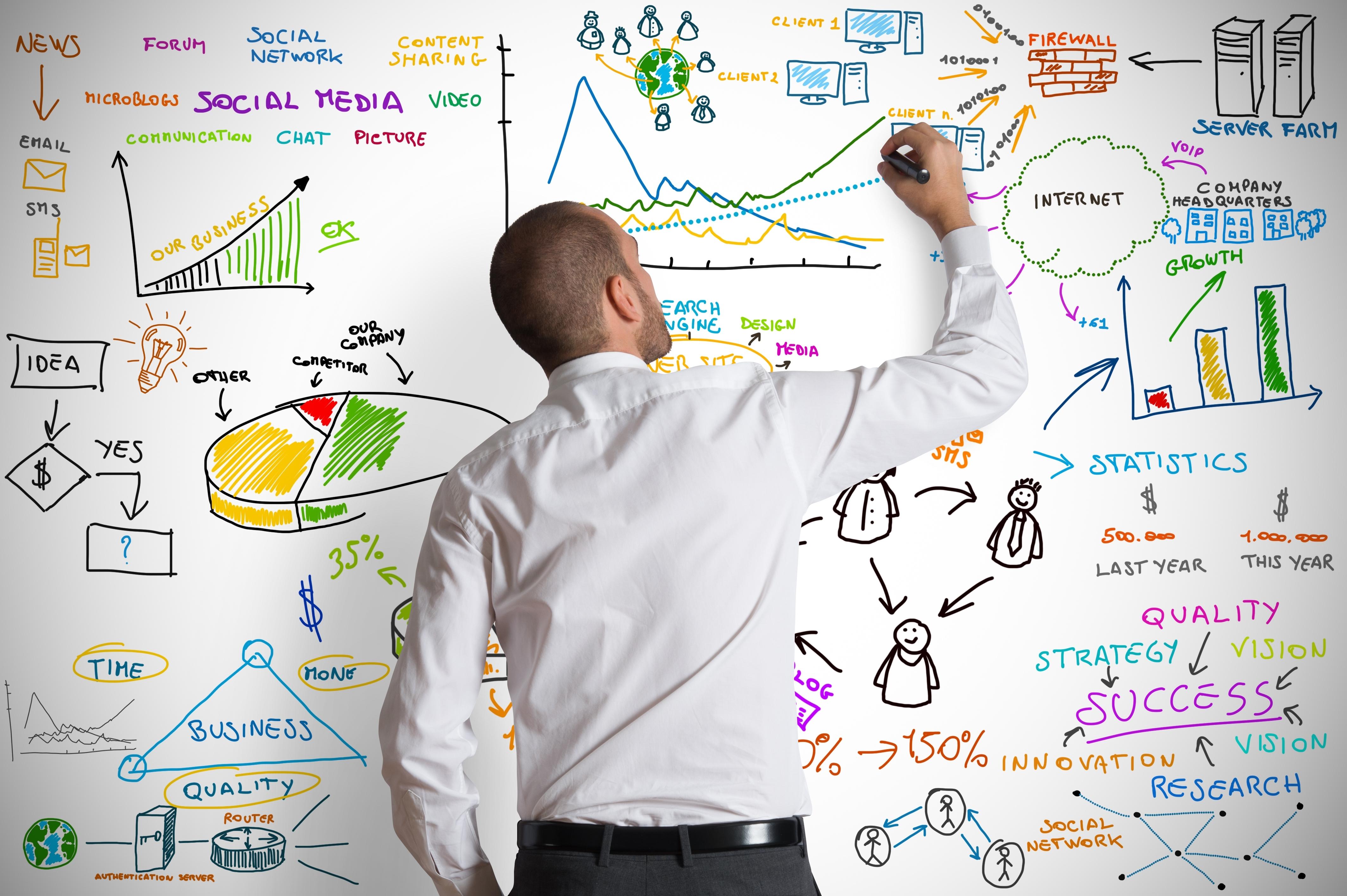Как подготовить отличную бизнес-презентацию: 12 советов