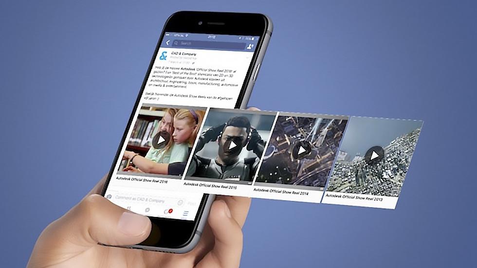 Как в YouTube: Facebook презентовала новую видеоплощадку Watch