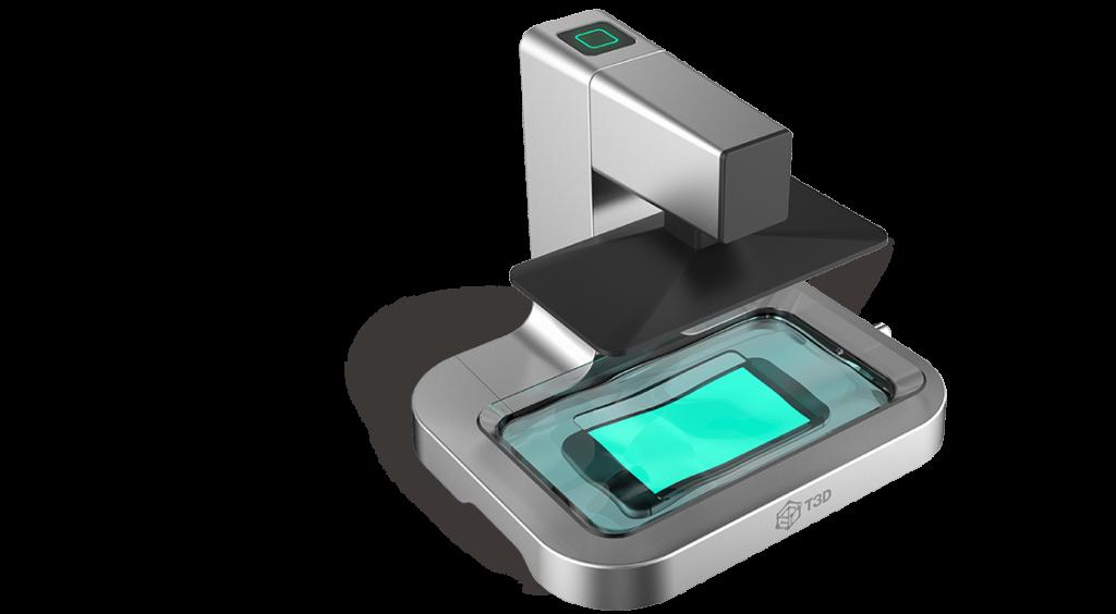 Как выглядит фотополимерный 3D-принтер?