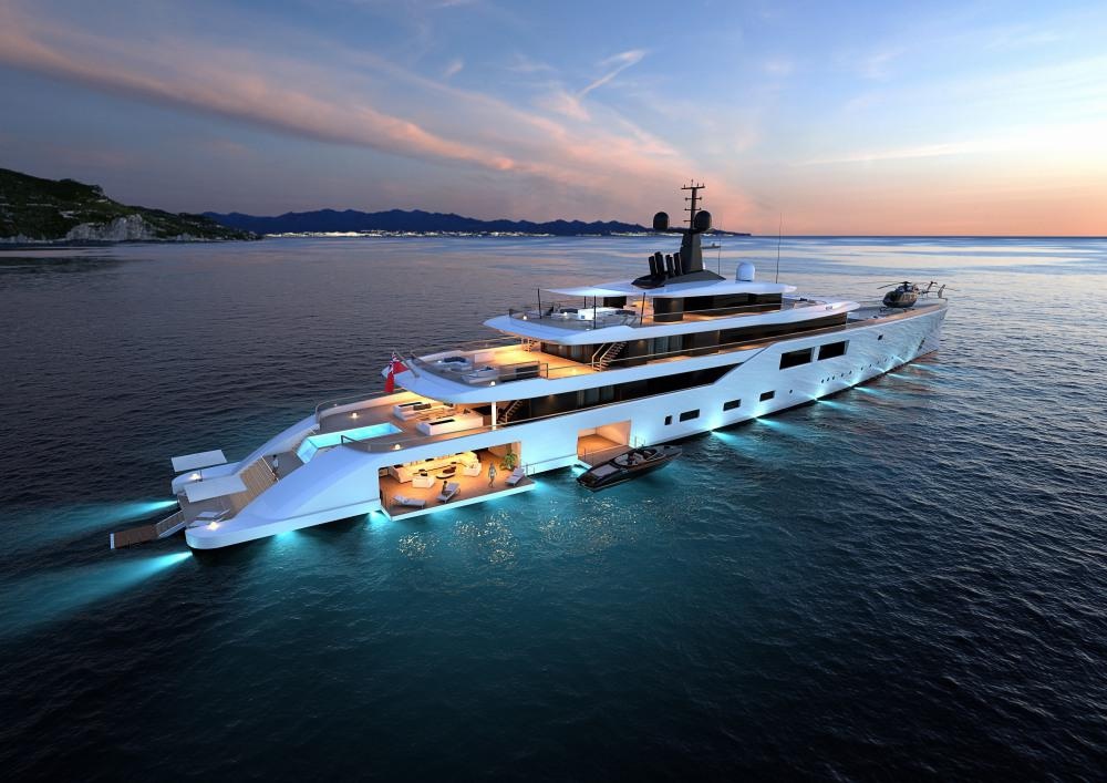 Canadian designer predicts: by 2030, yachts will be built with the help of 3D printing