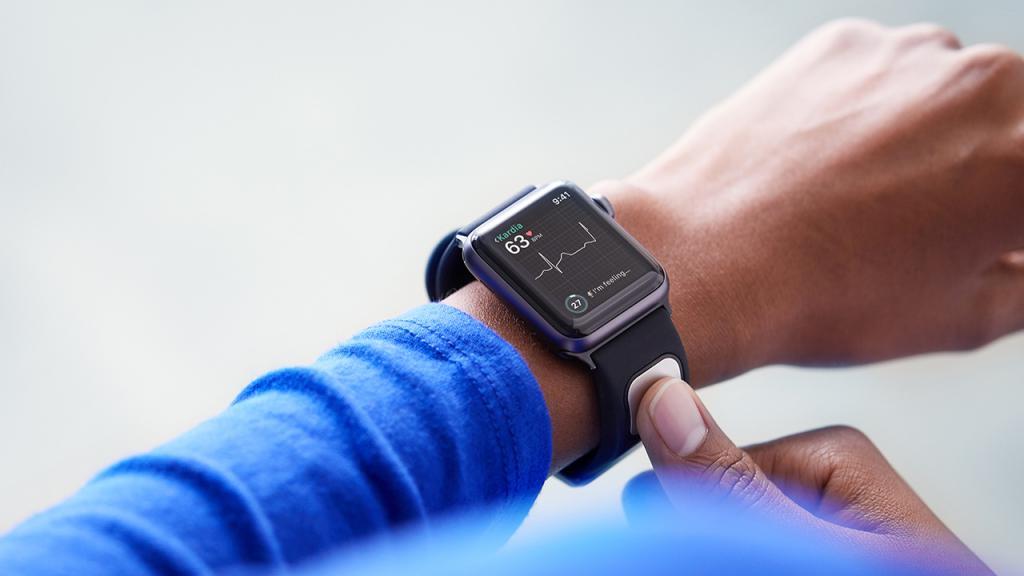 Kardiaband – датчик с функцией кардиомониторинга для Apple Watch