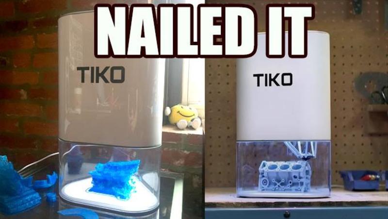 Катастрофа Tiko: как многообещающий проект 3D-принтера обернулся провалом