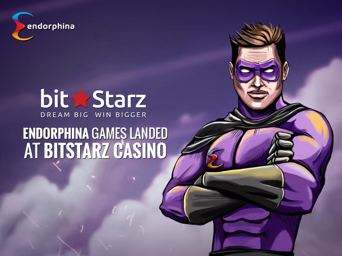 Казино BitStarz и Chance Hill добавили игры от Endorphina в свою коллекцию