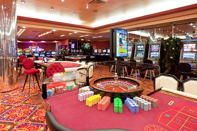 Минск ойын автоматтарындағы казино