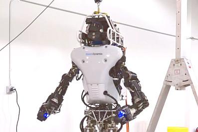 Китайские инженеры разрабатывают робота-космонавта