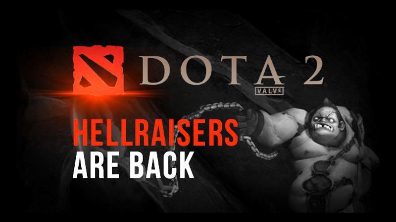 Клуб HellRaisers вернулся на сцену Dota 2 с игроками Planet Dog