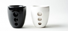 B-hold the Future of Coffee Mugs (Without Burning Your Fingers)