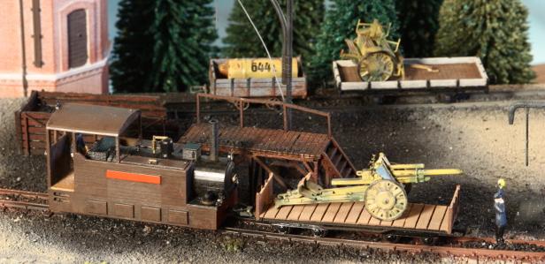 Коллекционные модели поездов распечатали на 3D-принтере