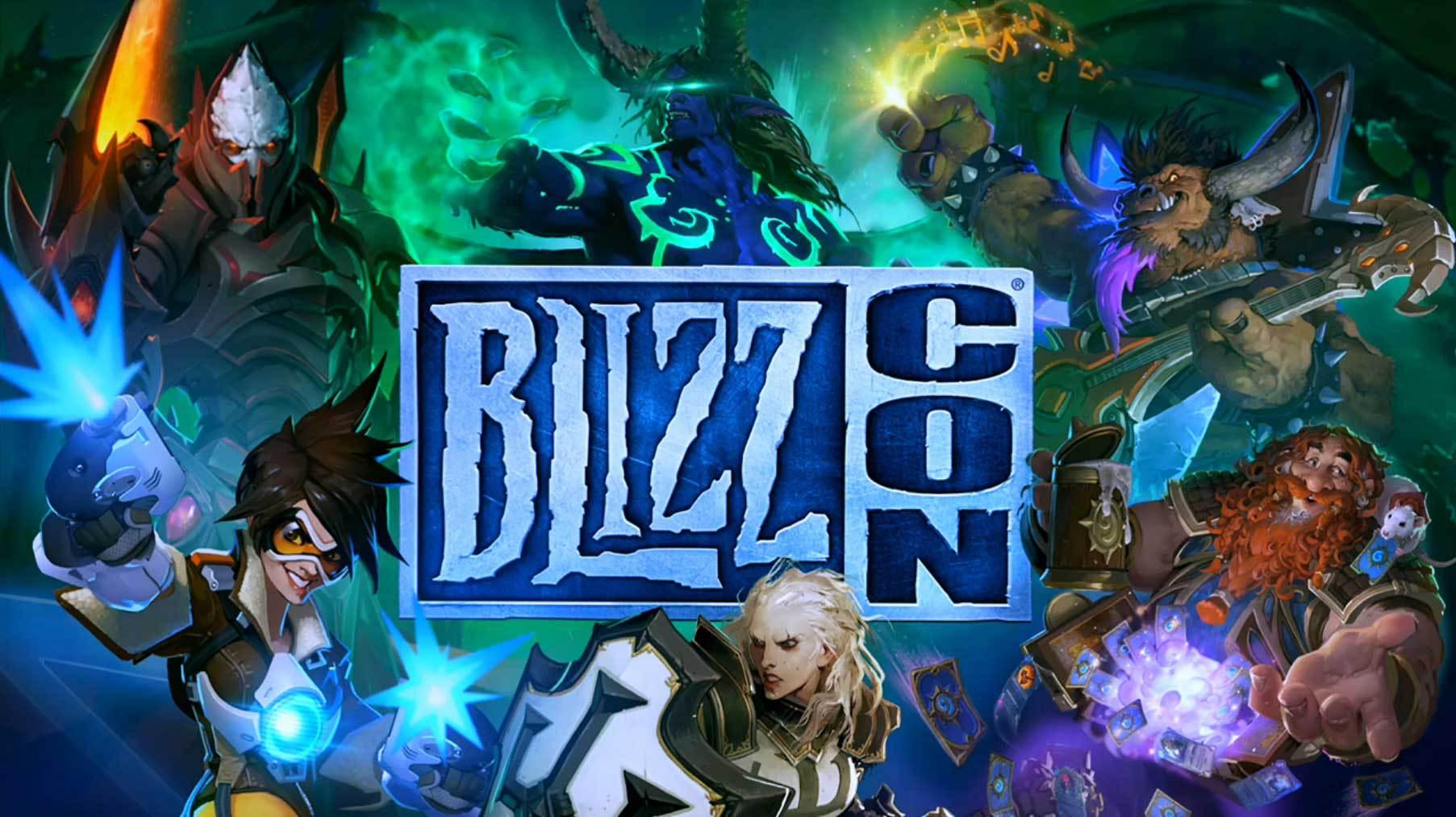 Компания Blizzard анонсировала дополнения к самым популярным играм