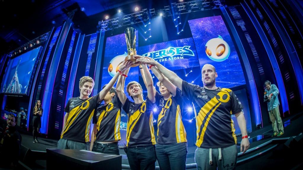 Компания Blizzard проведет в Киеве турнир по HoTS в начале августа