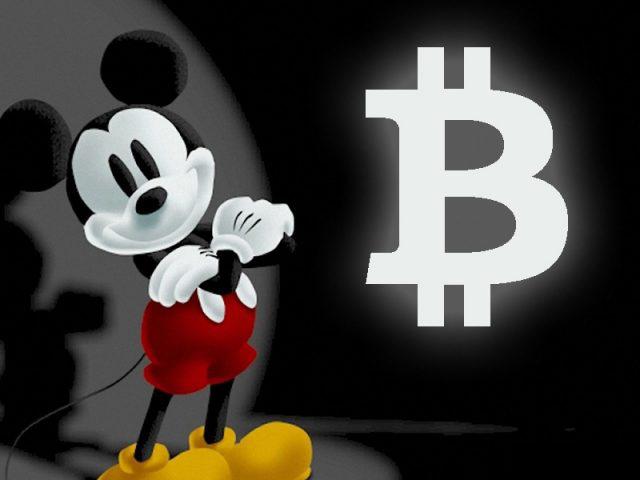 Компания Disney создала собственный блокчейн
