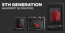 Компания MakerBot представила новую линейку своих 3D-принтеров