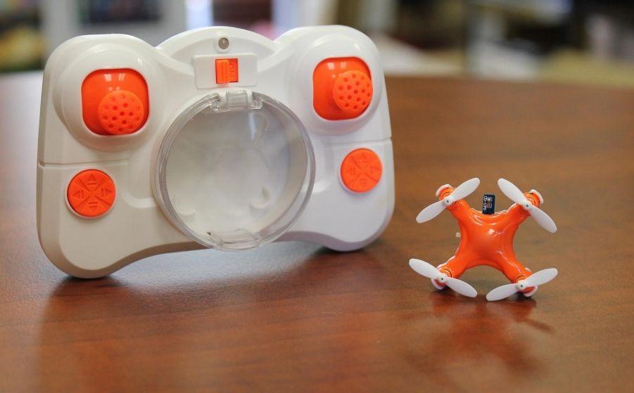 Компания Morrison Innovations создала миниатюрный беспилотник