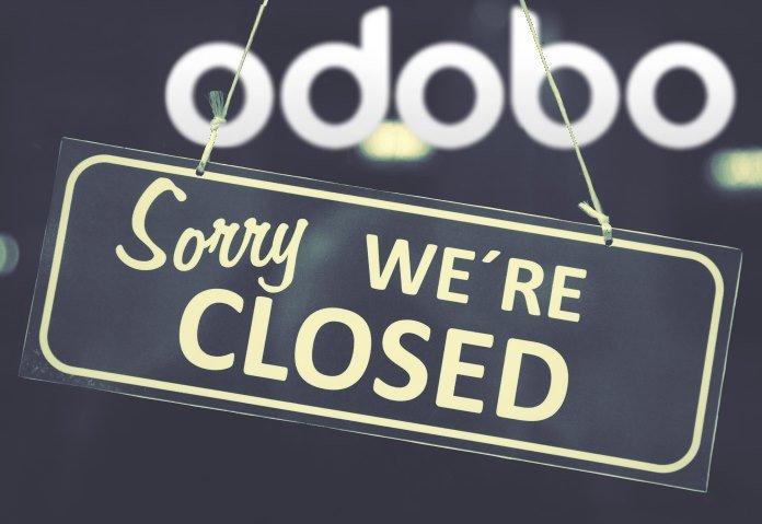 Компания Odobo прекратила свою деятельность