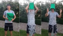 Robo3D 3D Prints its Own Version of the Ice Bucket Challenge