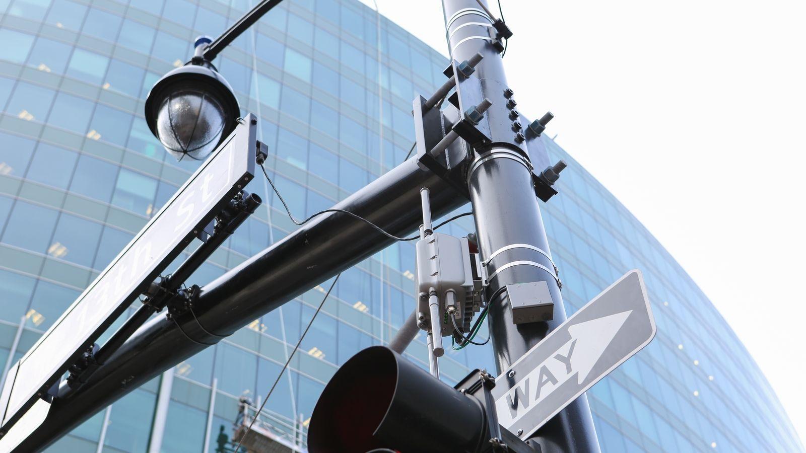 Компания Verizon осваивает рынок IoT и технологий умного города