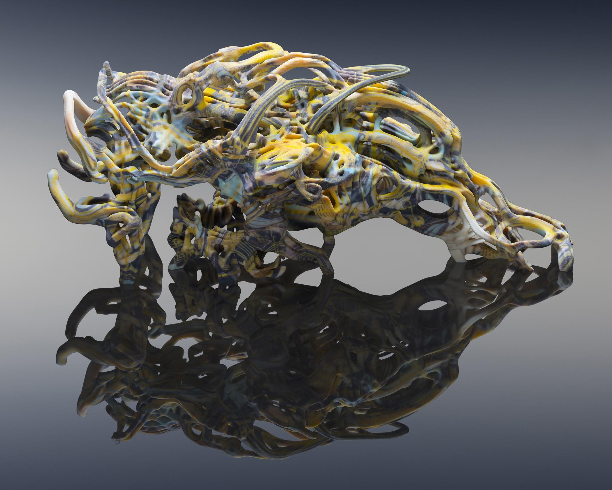 Компания XJet презентует революционную технологию 3D-печати металлом