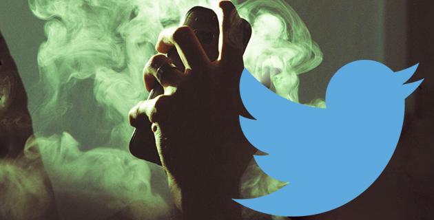 Популярность вейпинга уже анализируют в Твиттере!