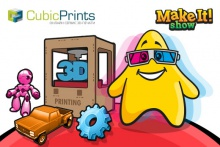 Cubic Prints and Make it! Show Contest
