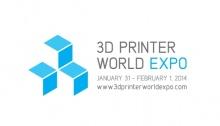 Конкурсы на выставке 3D Printer World Expo. Призовой фонд - $ 80000