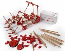 Коннекторы QalamSila превращают карандаши в конструктор