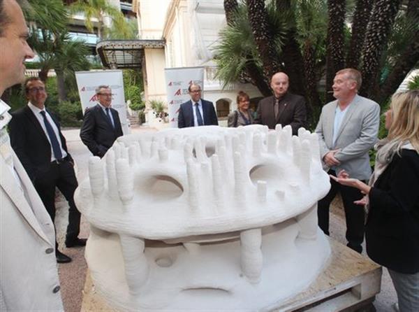 Коралловые рифы в Монако восстановят при помощи 3D-печати