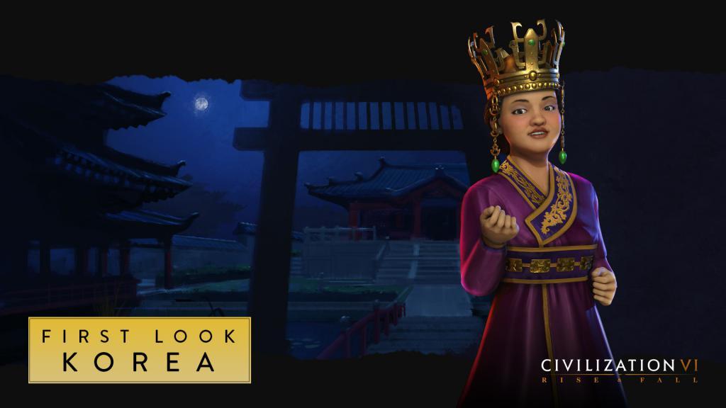 Корейская цивилизация в Civilization VI: Rise & Fall. Специфика аддона