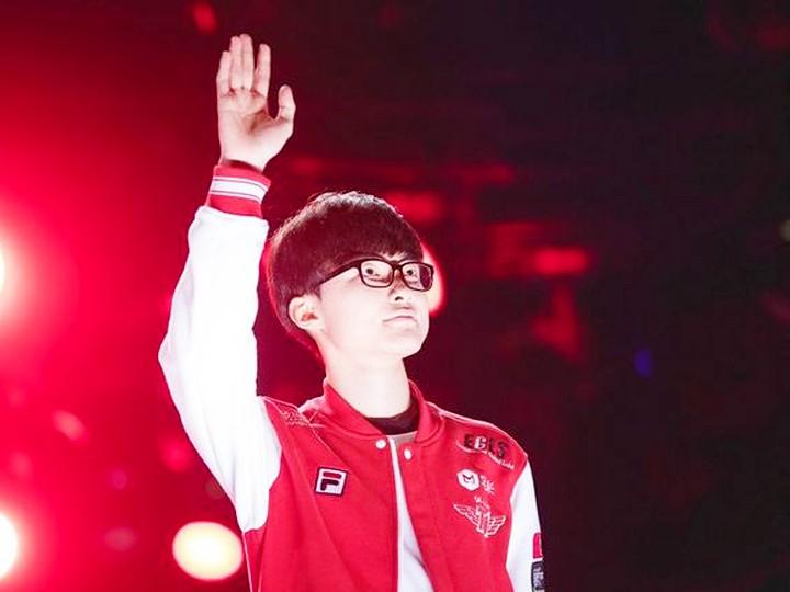 Корейський кіберспортсмен встановив новий рекорд на стрімінговій платформі Twitch