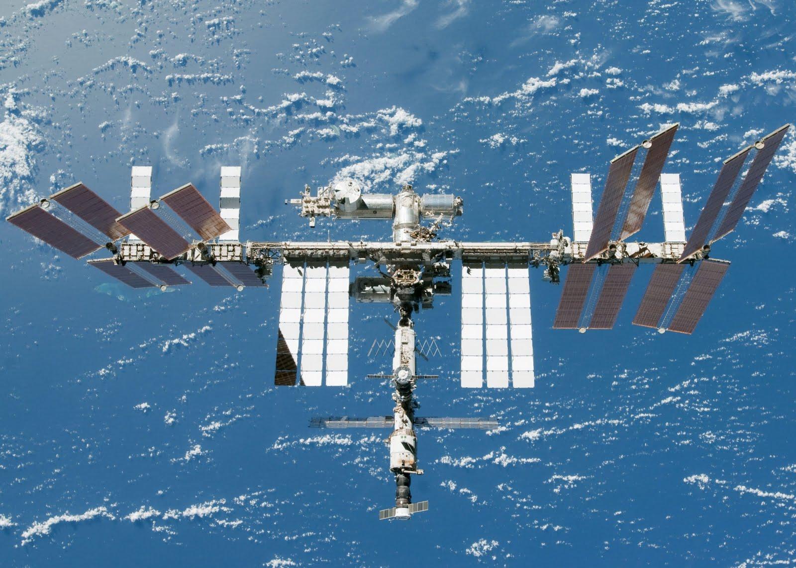 Короткое замыкание случилось на МКС