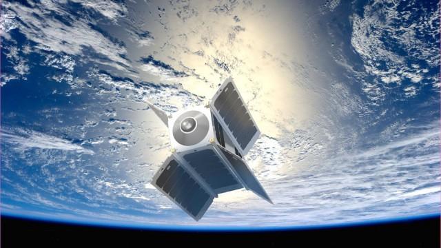 Космический спутник виртуальной реальности прибудет на МКС следующим летом