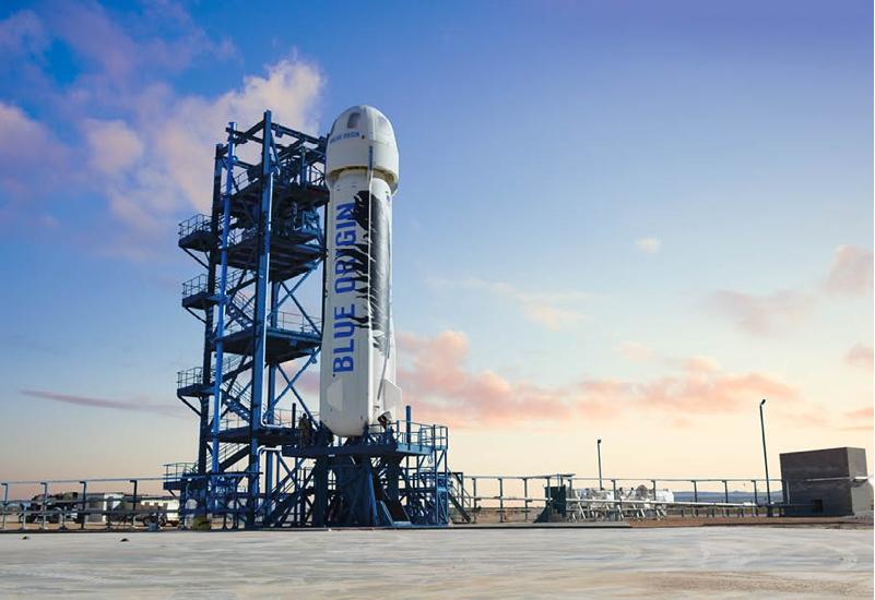 Космотур и доставка грузов в космос – кратко о планах Blue Origin