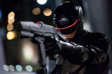 RoboCop's suit was 3D printed