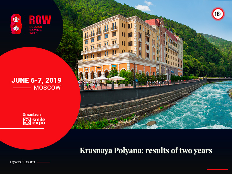 Krasnaya Polyana: results of two years