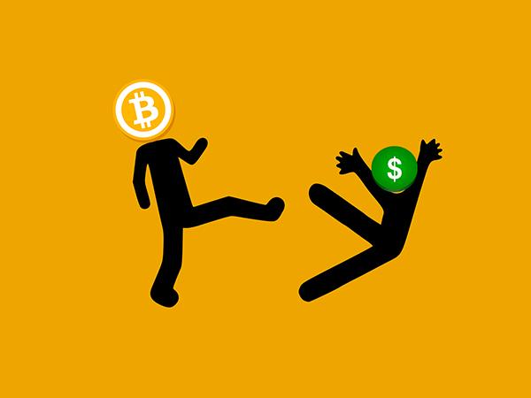 Криптовалюта vs. бумажные деньги. Что удобнее?