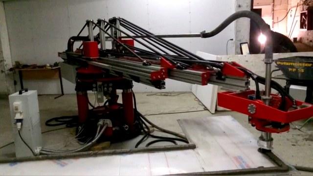 Kronen Zeitung: печатать дома на 3D-принтере реализовали россияне