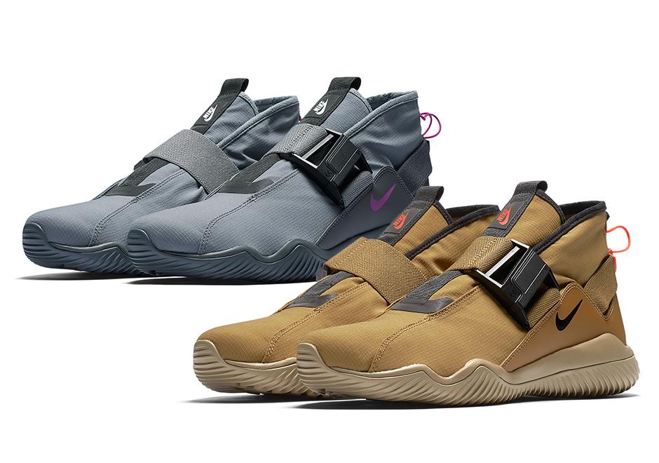 Nike ACG.07.KMTR: futuristic and practical
