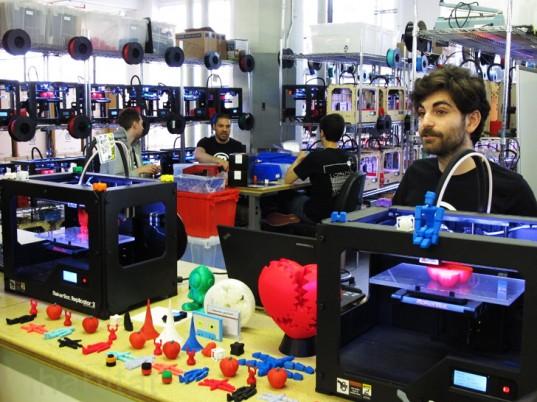 Кто покупает 3D-принтеры потребительского уровня?
