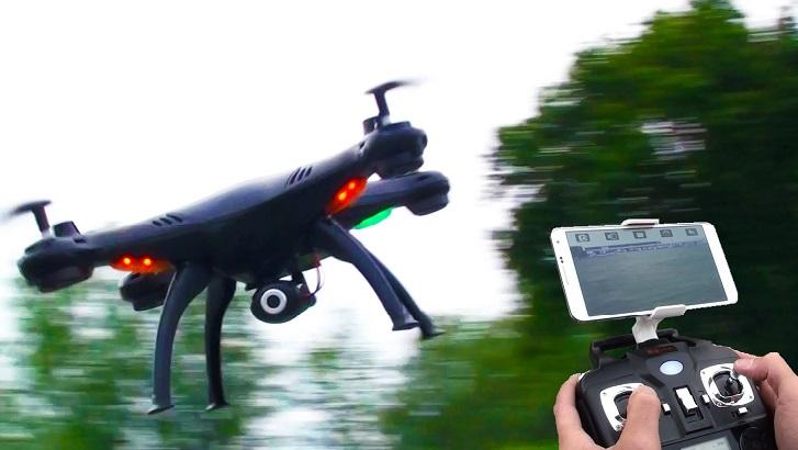 Квадрокоптеры с камерой: новые возможности для съемки