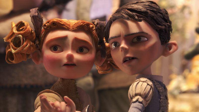 Laika использует 3D-печать для создания героев мультфильма «Семейка монстров»