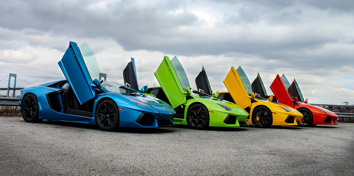 Lamborghini 3D Printing Track-ready & Prototype Parts Via Stratasys Machines