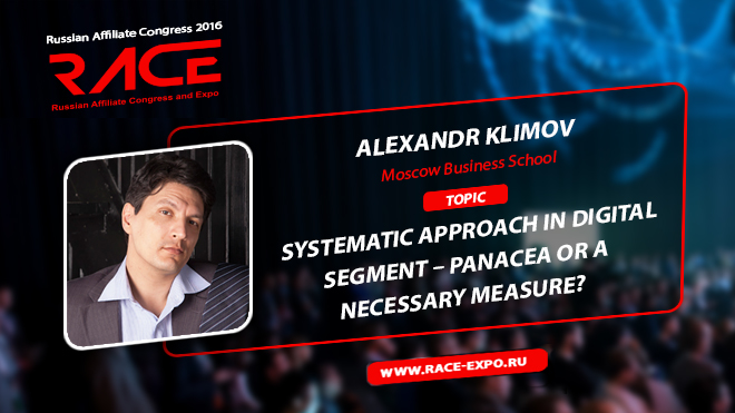 Learn how to apply a systematic approach in digital at RACE
