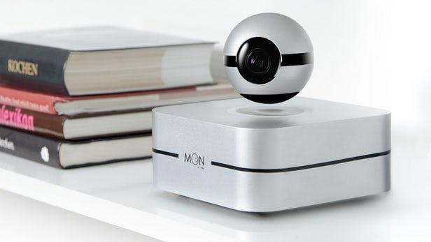 Левитирующая камера Moon – управление всем домом через одно приложение