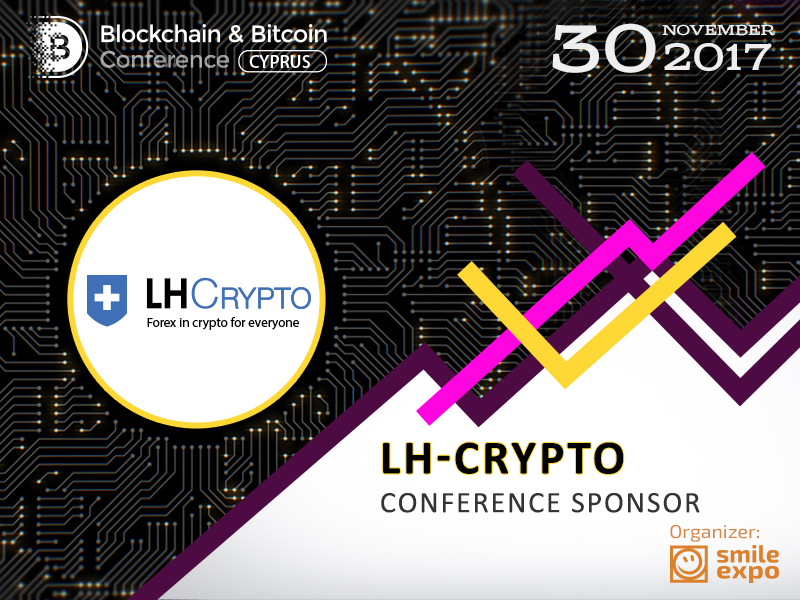 LHCrypto will participate in Blockchain & Bitcoin Conference Cyprus