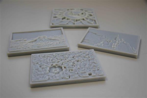 Литофания на 3D-принтере – новое измерение для цифровой фотографии