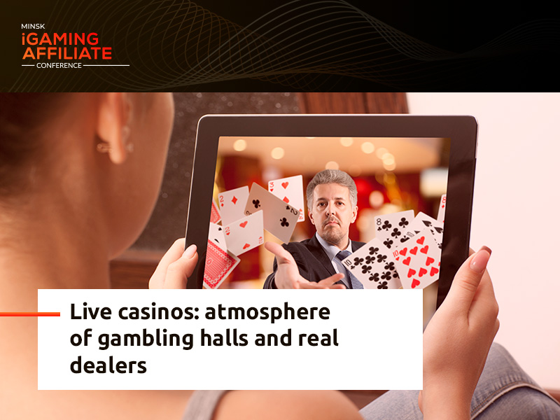 Live casinos: why live casino is attractive, and what games it offers