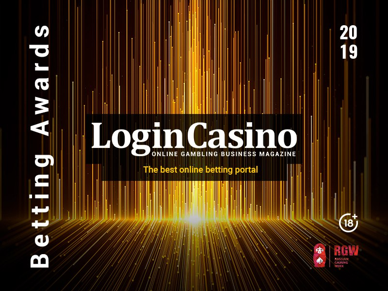 Login Casino is nominated for the title Best Portal about Bookmaking Business