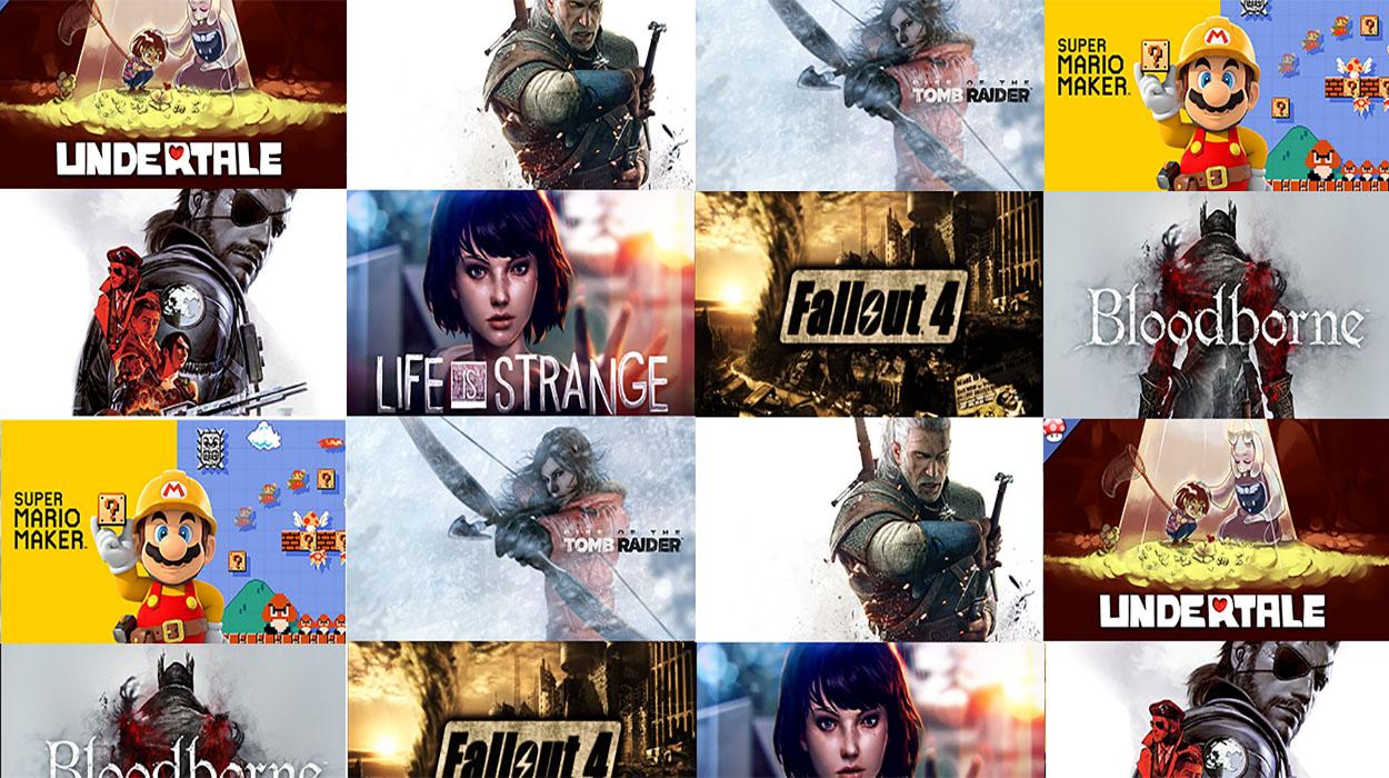 Лучшие видеоигры 2015 года по версии Forbes Games