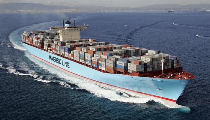 Maersk задействовала блокчейн в контейнерных перевозках